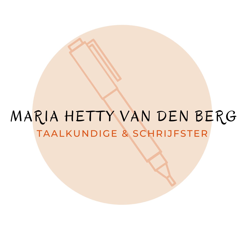 Maria Hetty van den Berg